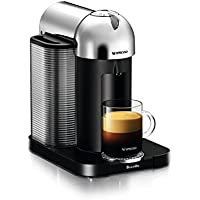 Breville Nespresso Vertuo Coffee and Espresso Machine (Chrome)