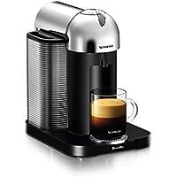 Breville Nespresso Vertuo Coffee and Espresso Machine (Chrome) - Manufacturer Refurbished