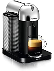 Nespresso by Breville BNV220CRO1BUC1 Vertuo Coffee and Espresso Machine, normal, Chrome