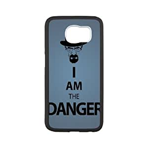Breaking Bad Im The Danger Samsung Galaxy S6 Cell Phone Case White Exquisite gift (SA_688539)