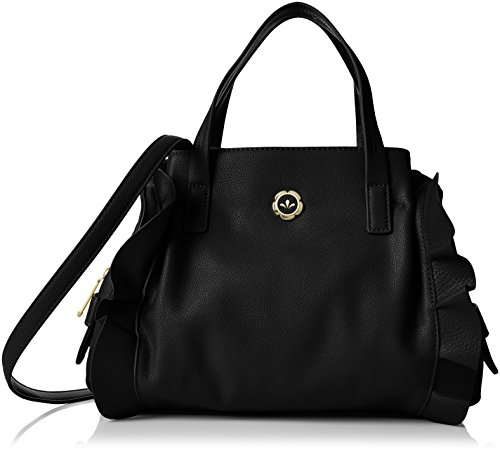 Nica Womens Ava Top-Handle Bag Black (Black)