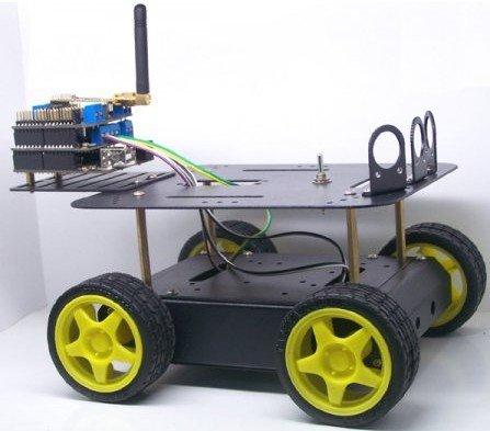 6 dof robotic arm - 7