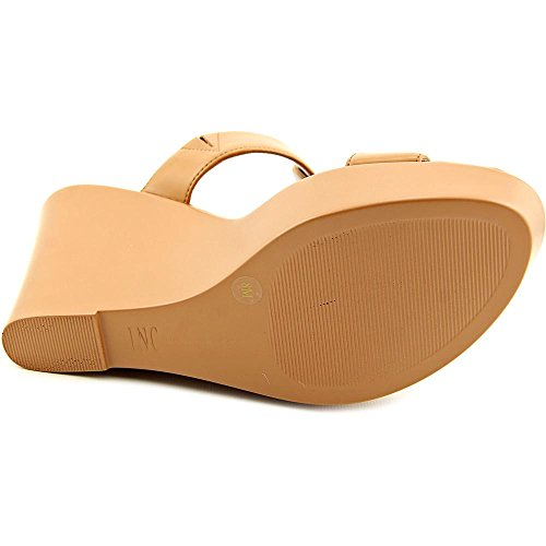 INC International Concepts - Sandalias de vestir para mujer miel