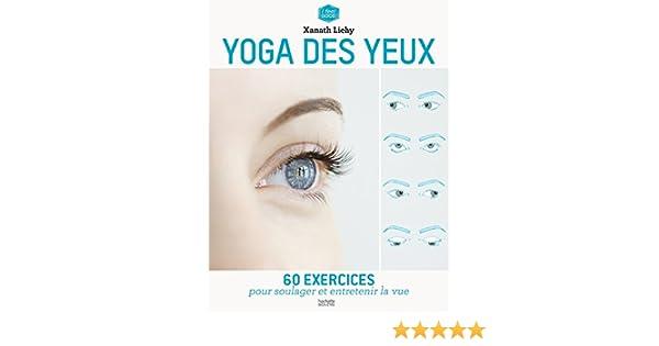 Yoga des yeux (Les essentiels beauté) (French Edition)