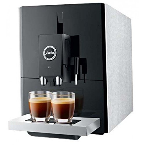 Jura Impressa A9 P.E.P One-Touch Automatic Espresso Machine (Certified Refurbished)