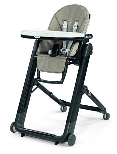 Peg Perego Siesta High Chair, Ginger Grey (Peg Warehouse Amazon Perego)