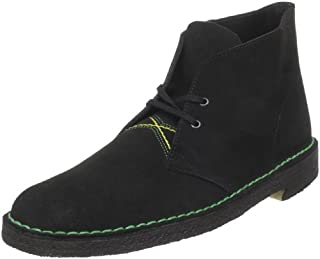 Clarks Men's Desert Boot,Jamaican Black Suede,10 M US (B0040FQPD2) | Amazon price tracker / tracking, Amazon price history charts, Amazon price watches, Amazon price drop alerts