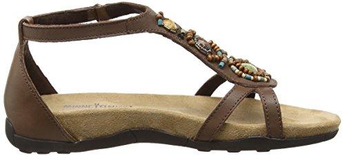 Minnetonka Bayshore - Zapatos para mujer Braun (Brown BRN)