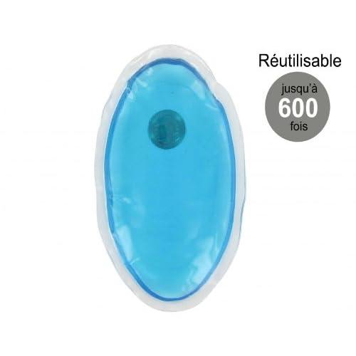 Chaufferette réutilisable Bouillotte Magique petit modèle - Bleue