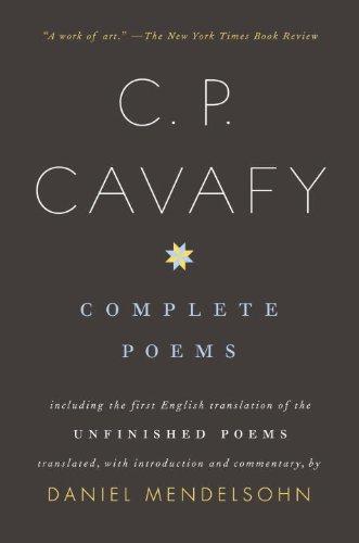 Amazon complete poems ebook cp cavafy daniel mendelsohn complete poems by cavafy cp fandeluxe Image collections