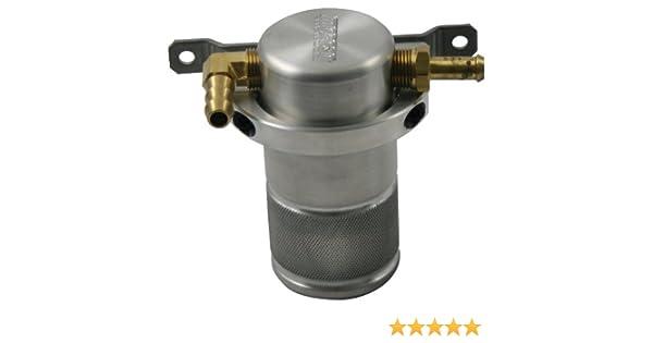 Moroso 85601 Air and Oil Separator for Mazda Miata