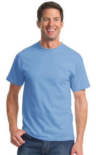 Port & Company Men's Essential T Shirt XL Colonial Blue ()