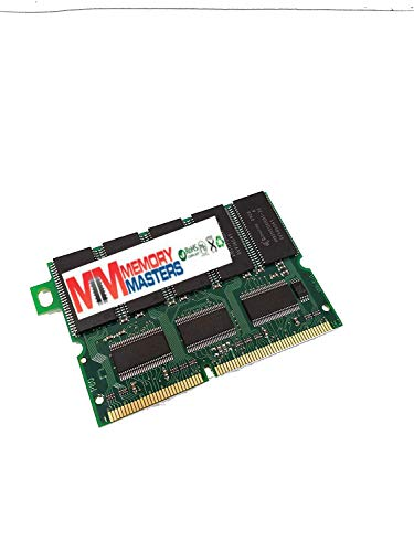 MemoryMasters 1GB 144p PC133 CL3 64x8 Registered ECC SDRAM SODIMM