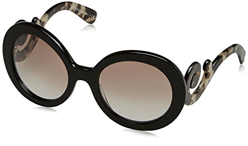 Prada Women's SPR270 Sunglasses, Brown - 27ns Prada Sunglasses