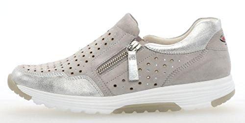 Gabor Trainer Shoe - Windsor 86.971 Grey XkmVO3o1