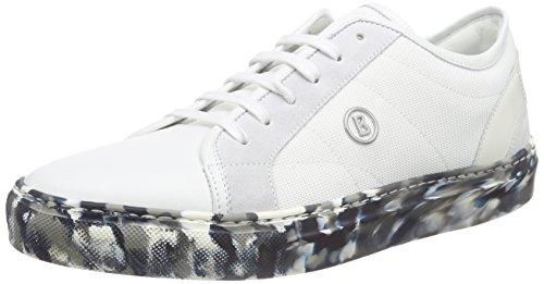 Bogner Nice 11 B Sneakers Da Uomo Bianco (bianco 10)