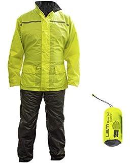 A-pro Mono de motorista prueba de agua, equipo de chaqueta y ...