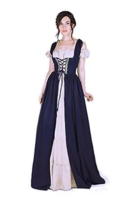Renaissance Irish Over Dress