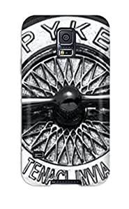 Galaxy S5 Case Cover Skin : Premium High Quality Spyker Logo Case