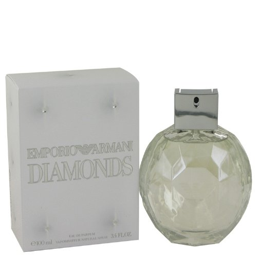 Giörgio Armäni Emporiõ Armåni Diåmonds Perfüme For Women 3.4 oz Eau De Parfum Spray +FREE VIAL SAMPLE COLOGNE