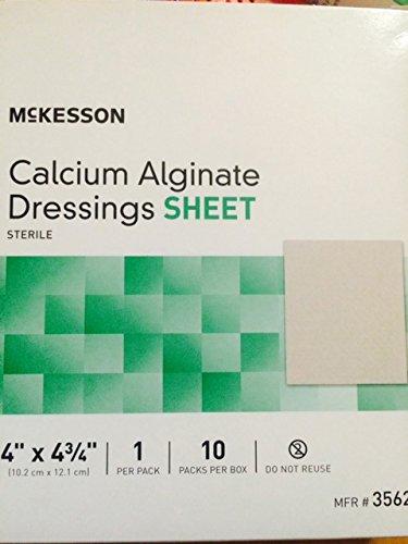 Calcium Alginate Dressings Mckesson Calcium Alginate Dressings Sheet 4