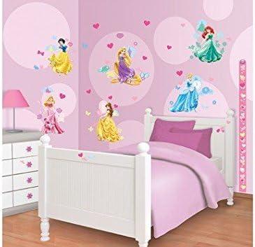 Princesse - Disney© - Sticker mural - Walltastic© (Sticker ...