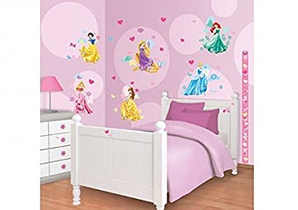 Stickers Cameretta Disney : Principessa disney adesivo da parete wall tastic adesivi