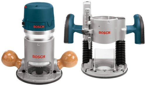 bosch-1617evspk-12-amp-2-1-4-horsepower-plunge-and-fixed-base-variable-speed-router-kit-with-1-4-inc