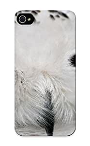 Crazylove Cute Tpu GTZnWx-4060-YcwYd Animal Snowy Owl Case Cover Design For Iphone 5/5s