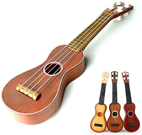 Emilyisky 14.5 pulgadas Ukulele Principiante Hawaii 4 Cuerdas ...