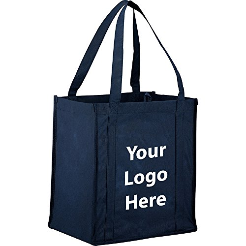 Little Juno Grocery Tote - 150 Quantity - $1.75 Each - Promotional Product/Bulk with Your Logo/Customized