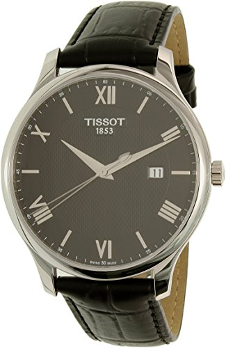 Tissot Tradition Quartz Stainless Leather product image