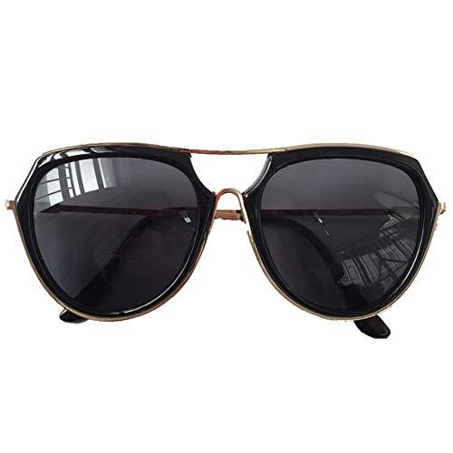 personnalité grand soleil NIFG anti cadre de lunettes soleil UV Lunettes rétro de IRnn8xH