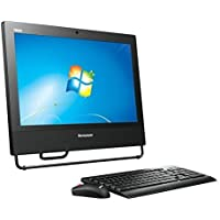 Lenovo ThinkCentre M73Z 20' FHD All-in-One AIO Premium Flagship Desktop Computer, Intel Core i5 up to 3.6 GHz, 4GB RAM, 500GB HDD, DVD, Gigabit Ethernet, WiFi, Win 10 Pro (Certified Refurbished)