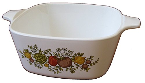 Corning Ware Spice of Life Petite Pan / No Lid ( 2 3/4 Cup ) ( P-43-B )
