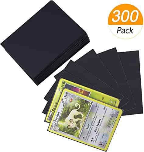 Shopping Sports Under 25 Card Storage Display Collectible