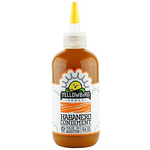 Yellowbird Habanero Hot Sauce 9.8 Oz 3-pack