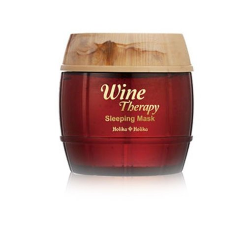 Holika Wine Therapy Sleeping 01 red product image