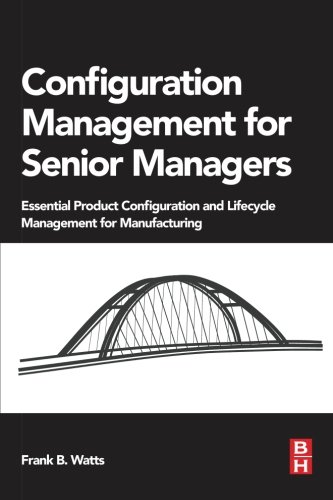 Signature Nameplate (Configuration Management for Senior Managers: Essential Product Configuration and Lifecycle Management for Manufacturing)