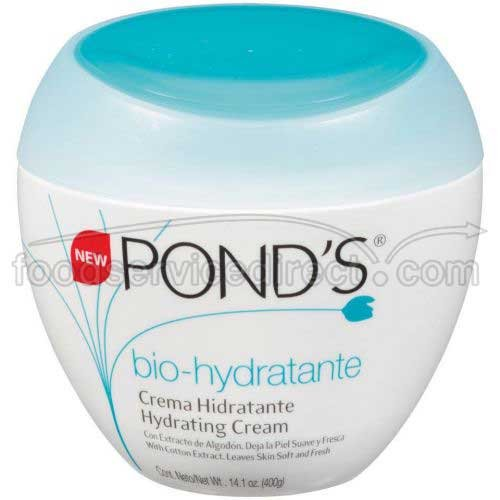Price comparison product image Ponds Bio-Hydratante Cream, 400 Gram -- 12 per case.