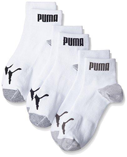 ショートフィヨルド徹底(プーマ) PUMA 3足組 レディース ショートソックス スポーツ用高機能靴下