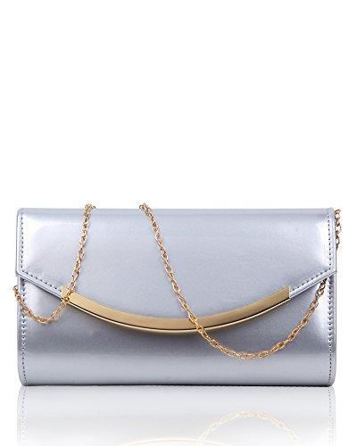 pour Pochette Redfox Redfox Pochette silver femme w6gqRfgn