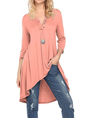 Nagoo Naggoo Womens Sleeve Casual