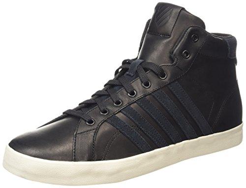 K-Swiss Belmont SO Mid Herren Sneakers Schwarz (Black/Bone 095)