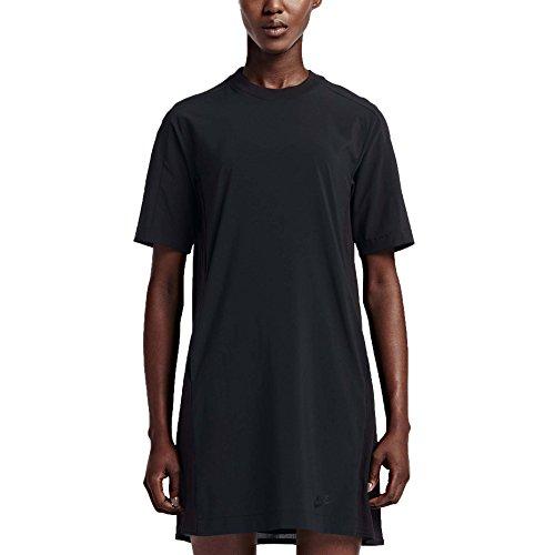 Blu Aderente A Pro Da Collo Maglia Nike Uomo Con Maniche V Vent Senza qTw7g
