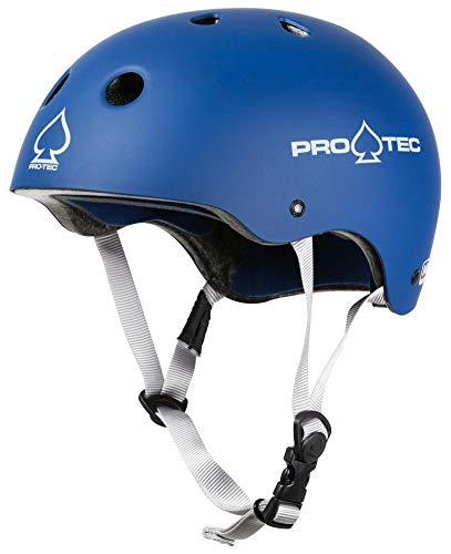Pro-Tec Classic Cert, Matte Blue, L ()