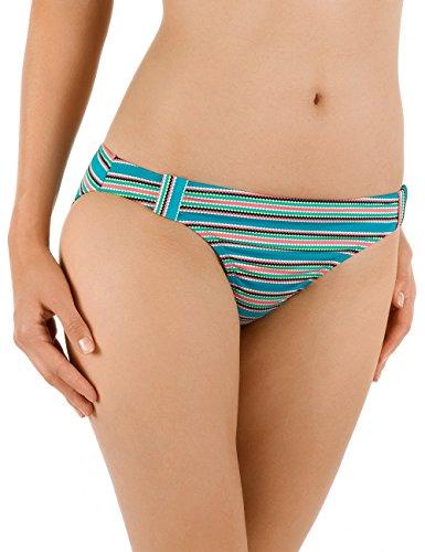 Calida Bikini Hose Aruba - Braguita de bikini Mujer Mehrfarbig (aquamarine 445)