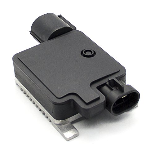MNJWS New Engine Cooling Fan Control Relay Module for 2005-2011 Ford Crown Victoria Town Car Marquis 6W1Z8B658AC (Cooling Fan Ford Focus compare prices)