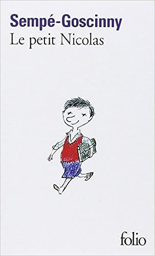 Goscinny et Sempé - Le Petit Nicolas : 6 Livres (Epub)