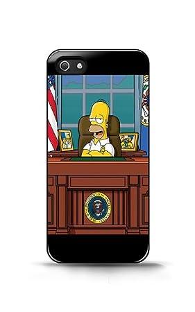 coque iphone 5 simpson homer